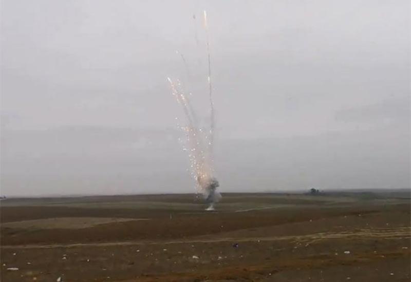 Российский офицер подорвался на армянской мине в Карабахе