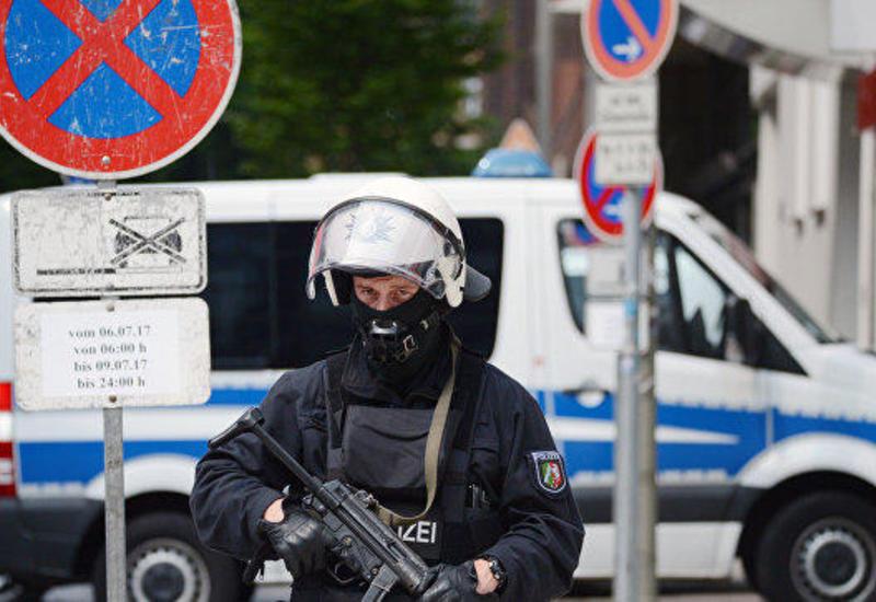 На западе Германии неизвестный устроил стрельбу