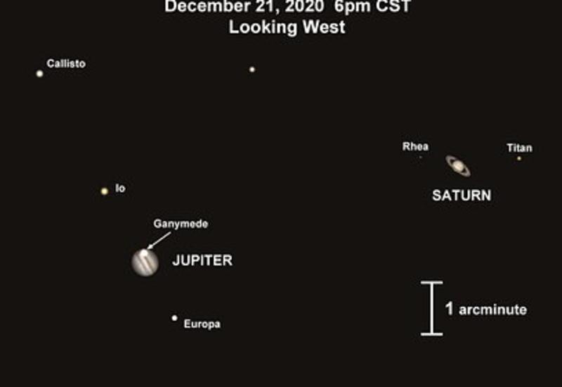 Предсказано редчайшее астрономическое явление в декабре