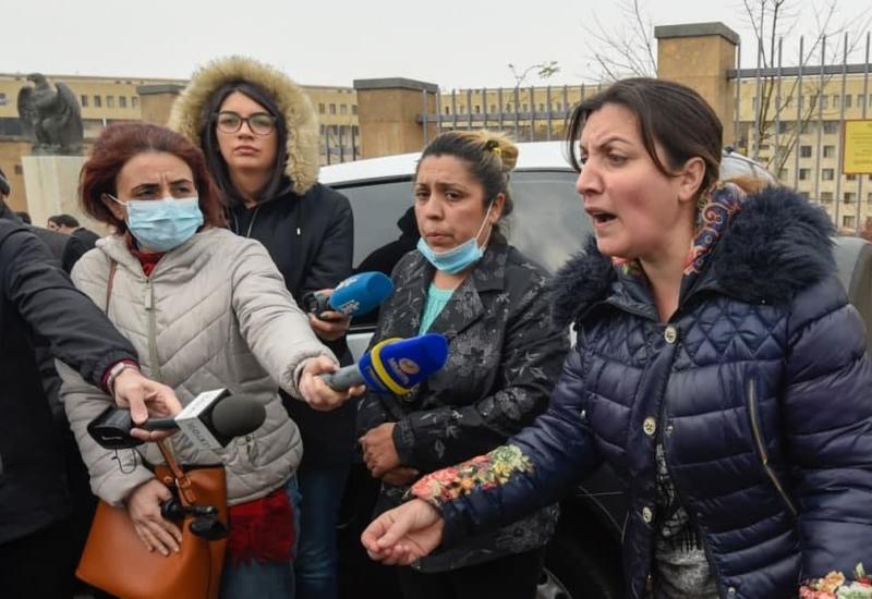 В Армении вновь протестуют родители пропавших солдат