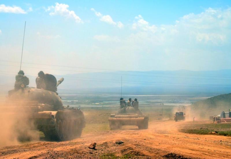 Армяне бросали в бой устаревшие танки из-за огромных потерь