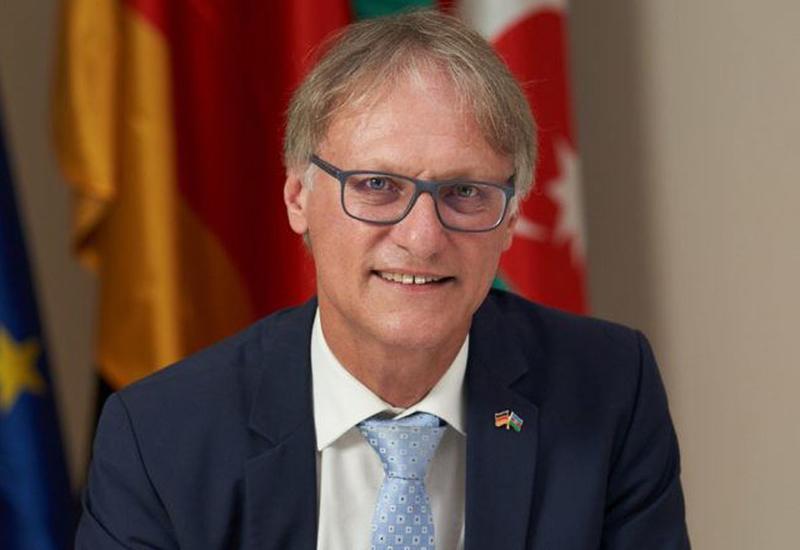 Посол Германии поздравил азербайджанский народ с Гурбан байрамы