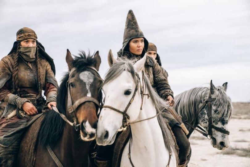 "Трюки азербайджанцев принесли казахскому фильму ""Томирис"" каскадерский ""Оскар"""