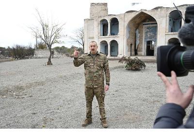 Президент Ильхам Алиев: Я сказал, Пашинян, лично ты сам должен назвать нам дату, сам должен это сказать, и я добился этого