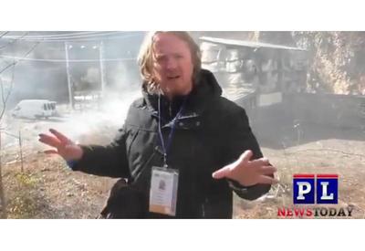 Армяне покидают Кельбаджар, сжигая последние дома - репортаж американского журналиста - ВИДЕО