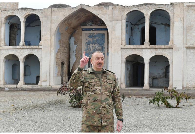 Президент Ильхам Алиев: Пашинян арестовывает всю оппозицию, а Запад молчит