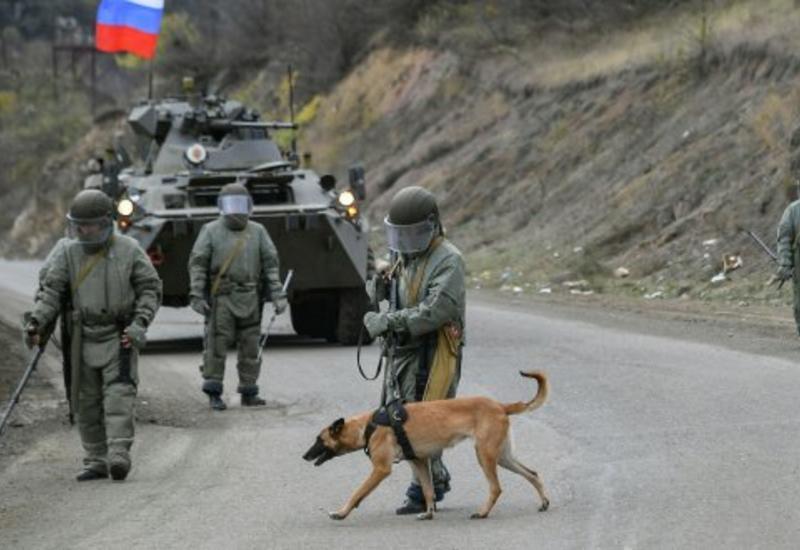 Минобороны России о ходе разминирования в Карабахе