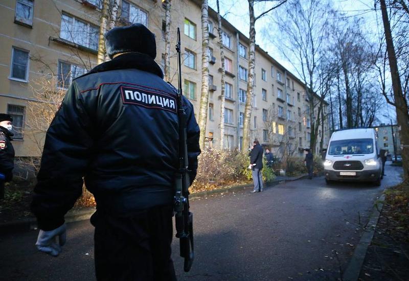 Мужчина, захвативший шестерых детей в Санкт-Петербурге, сдался полиции