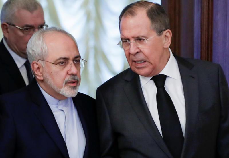 Лавров и Зариф обсудили ситуацию в Карабахе