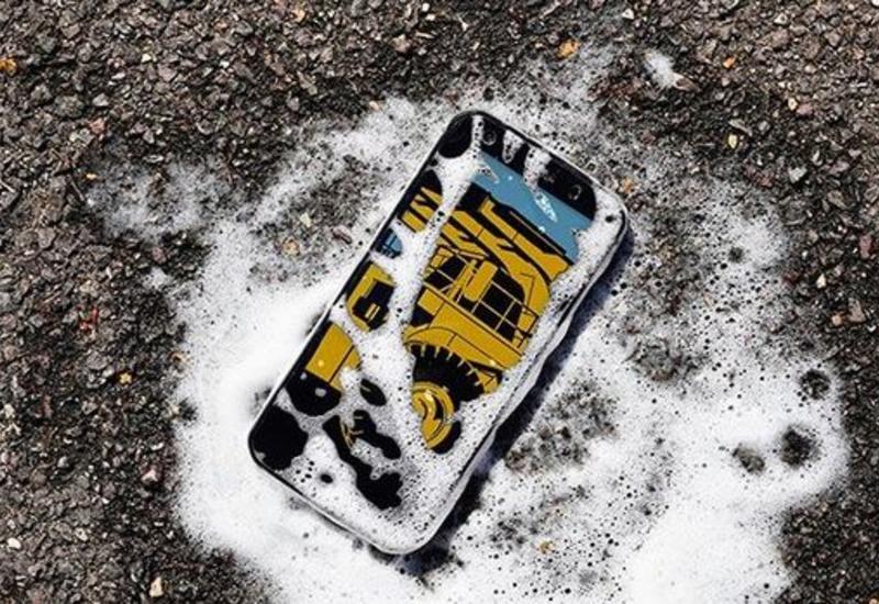 В Великобритании изобрели первый в мире антибактериальный смартфон