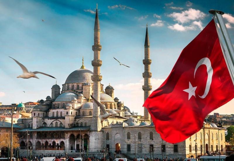 Турция потеряла более 70% туристов за десять месяцев