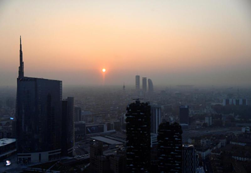 Воздух в Евросоюзе становится чище