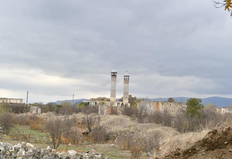 Армения пыталась полностью стереть древнее культурно-религиозное наследие на территориях Азербайджана