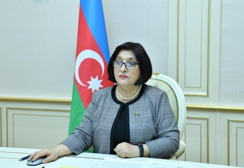 Сахиба Гафарова приняла участие в международной конференции, инициированной парламентом Турции и ПАСЕ