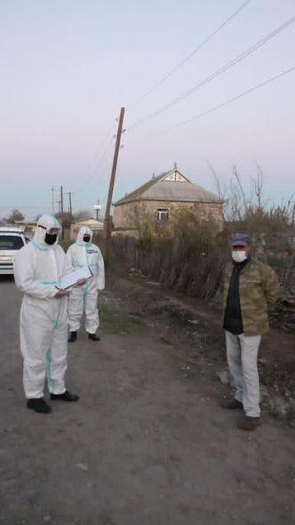 В Азербайджане задержаны пациенты с COVID-19, покинувшие свои дома