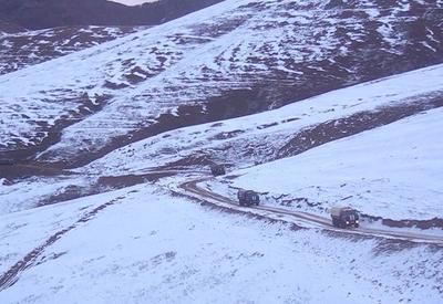 Азербайджанская армия вошла в Кельбаджарский район - НОВЫЕ КАДРЫ