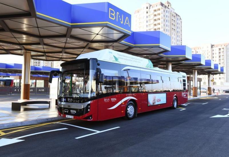 В Баку планируется организовать 5 новых транспортных обменных центров