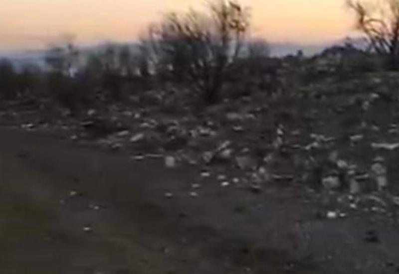"""Вот во что превратили армянские оккупанты стадион """"Имарат"""" в Агдаме"""