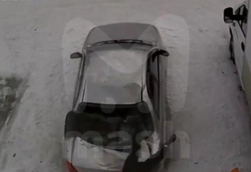 В России мужчина выжил после падения с шестого этажа