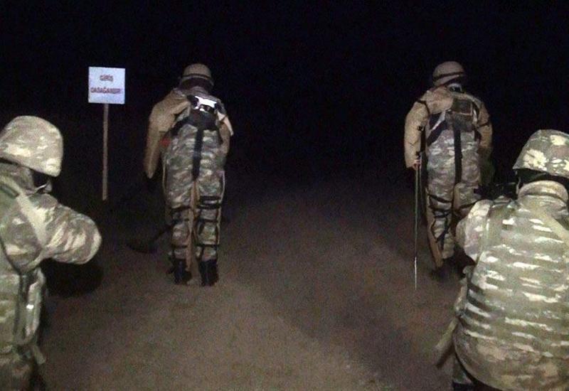 Первые кадры из освобожденного от оккупации Кельбаджарского района