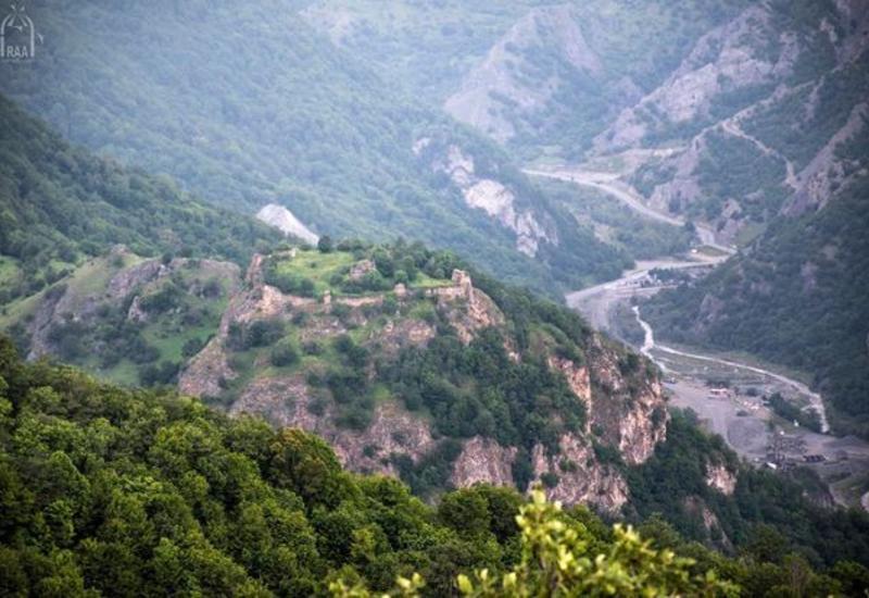 Туристический потенциал Карабаха представлен в Дубае