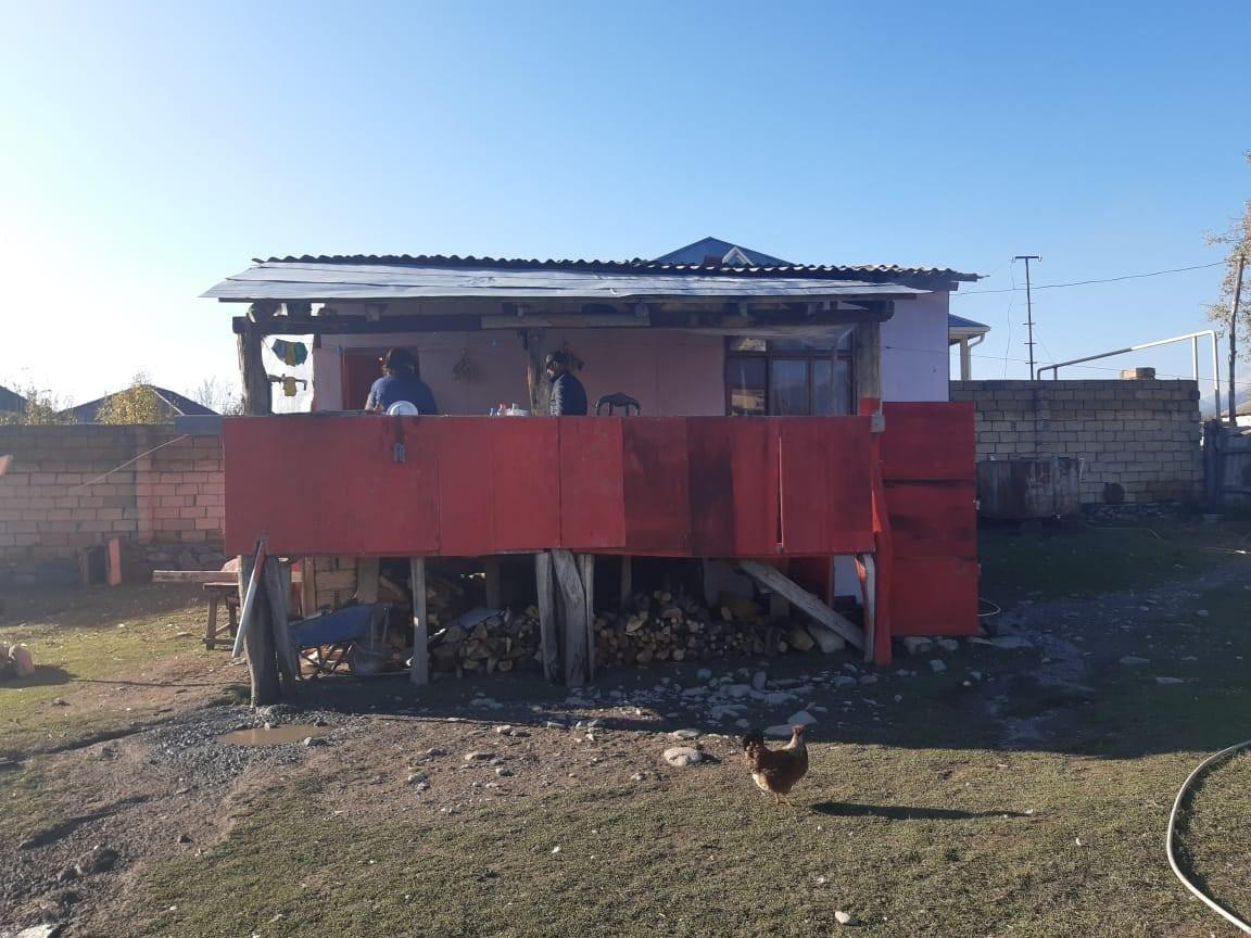 Для семьи раненого в боях Эльчина Самедова будет построен частный дом