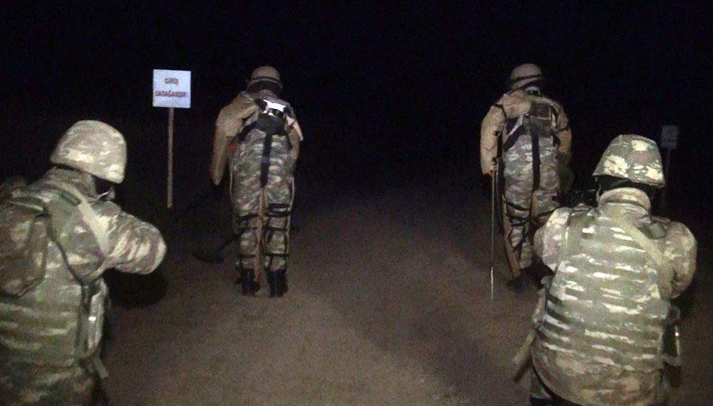 Определены направления ввода подразделений азербайджанской армии в Кельбаджар