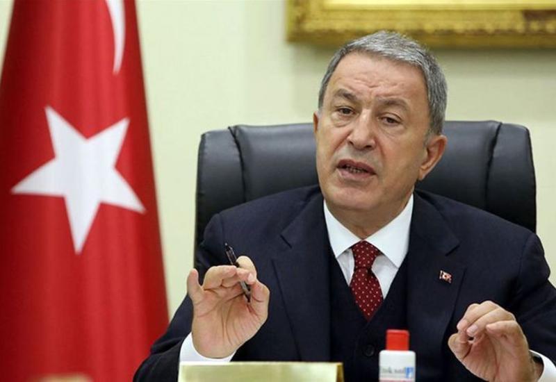 Хулуси Акар осудил резолюцию Сената Франции по Нагорному Карабаху