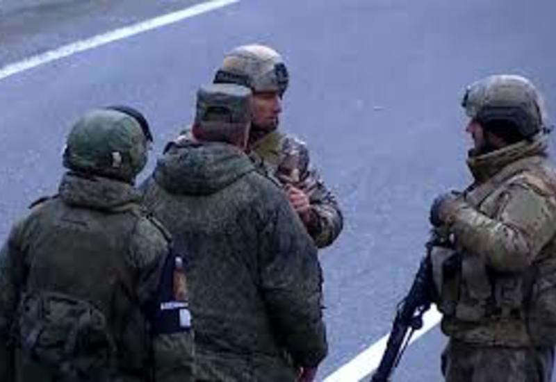 Миротворцы помогали при передаче Кельбаджарского района Азербайджану