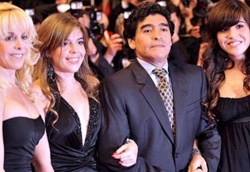 Наследство Диего Марадоны