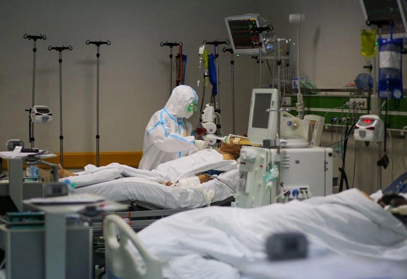 Страшные кадры из коронавирусной больницы в Азербайджане