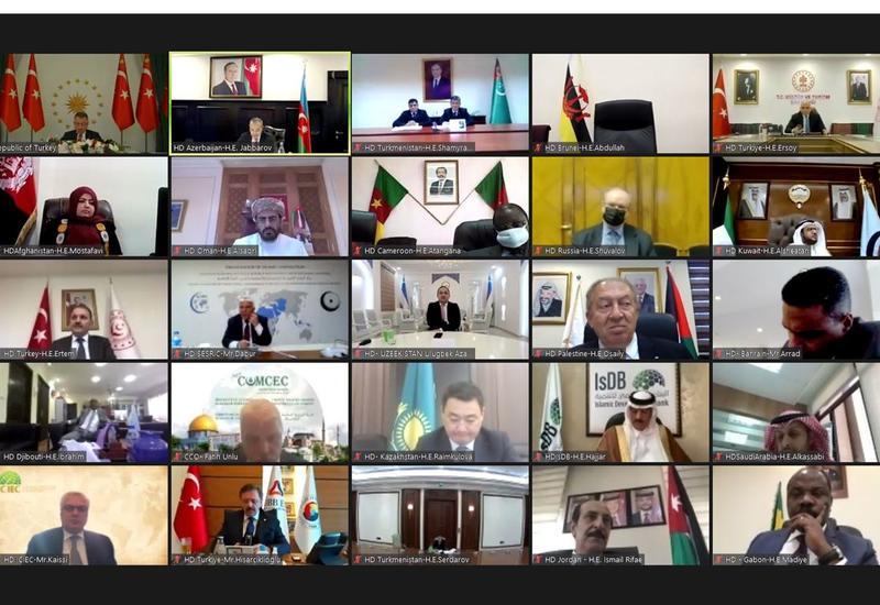 В Турции открылась 36-я сессия COMCEC под председательством Эрдогана