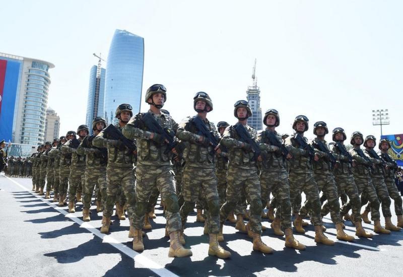 В Азербайджане учредили звание Герой Отечественной войны
