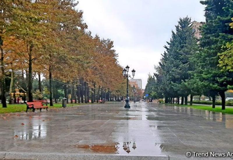 В Баку резко ухудшится погода