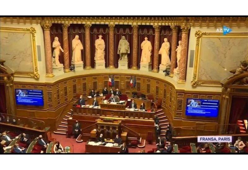 Резолюция Сената ухудшит позиции Франции на международной арене