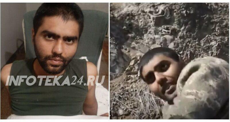 В Сети появилась новая информация о попавшем в плен к армянам Амине Мусаеве