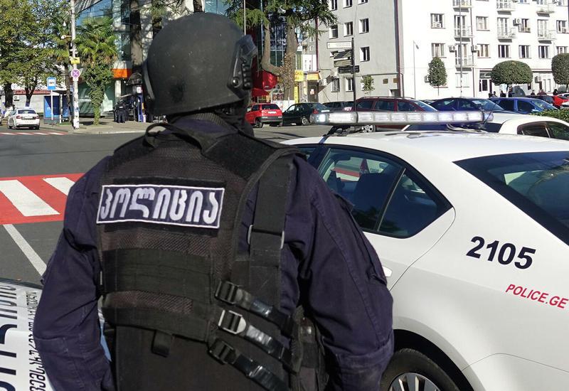 В Тбилиси ограбили филиал Банка Грузии