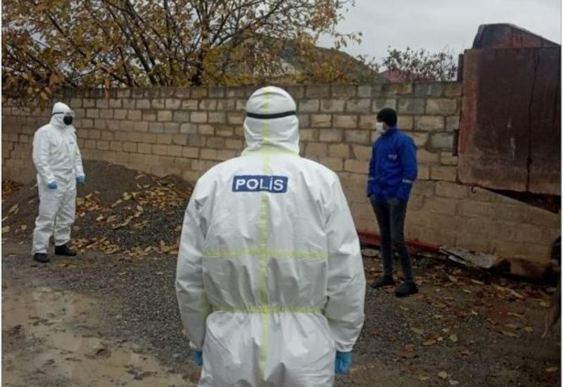 В Азербайджане задержаны пациенты с коронавирусом, покинувшие место жительства
