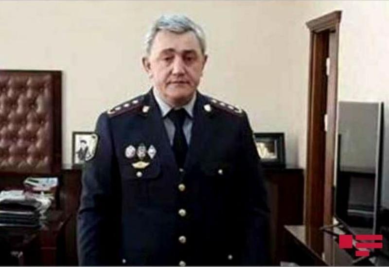 Назначен новый начальник Главного управления полиции города Гянджа