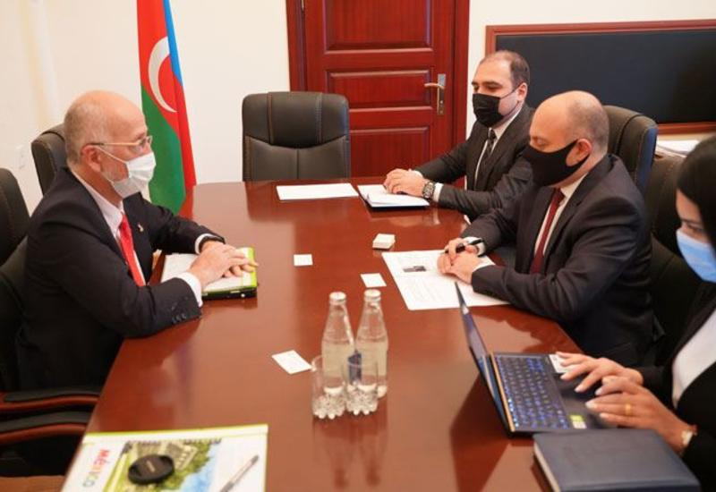 Азербайджан и Мексика обсудили сотрудничество в сфере культуры