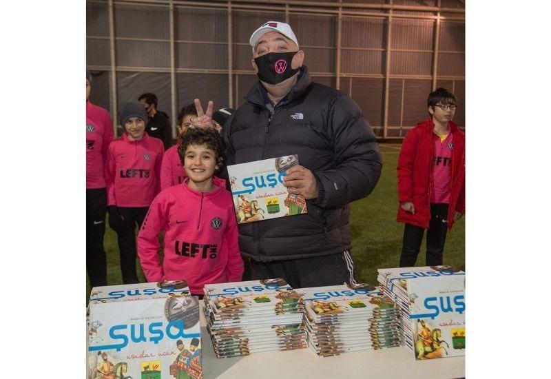 Бахрам Багирзаде анонсировал конкурс для детей