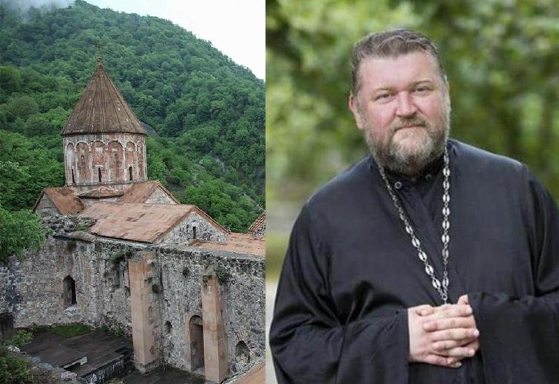 """Храмы, за которые так """"беспокоятся"""" армяне, им не принадлежат!"""