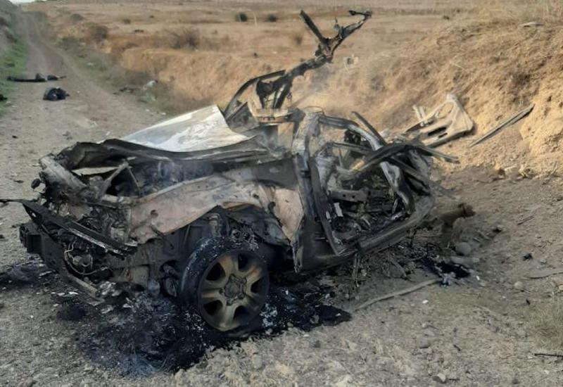 Погибшие в Физули 4 гражданских лиц подорвались на двух противотанковых минах