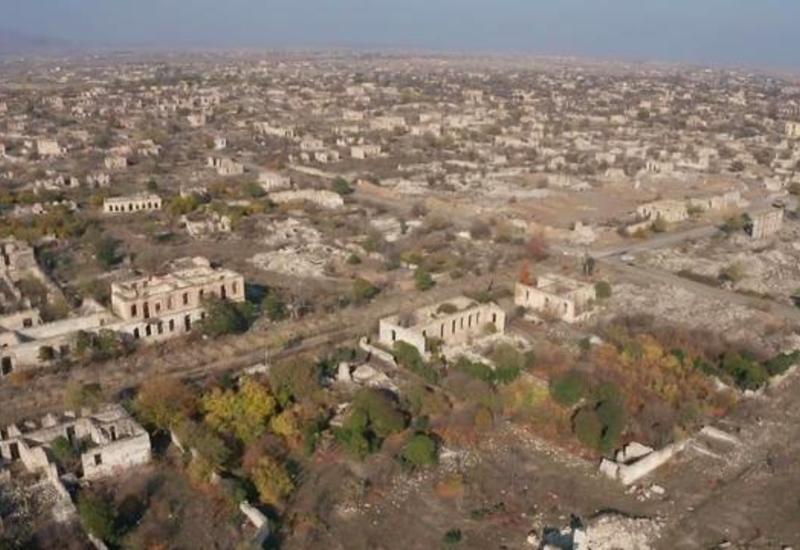 Вот во что армяне превратили Агдам