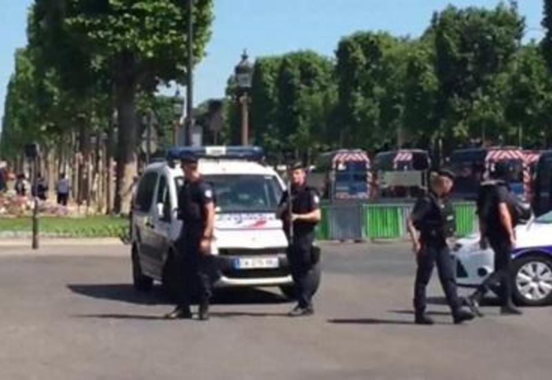 Массовые беспорядки во Франции