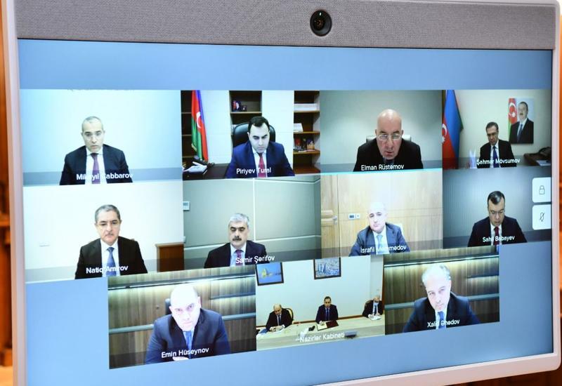 Экономический совет обсудил вопросы восстановления освобожденных от оккупации территорий