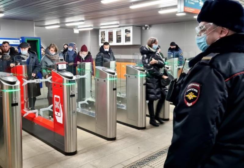 В России оштрафованы свыше 1,1 млн человек за нарушение мер по COVID-19