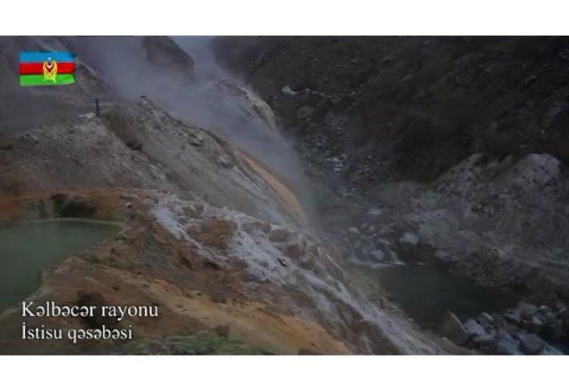 Легендарный поселок Истису Кельбаджарского района
