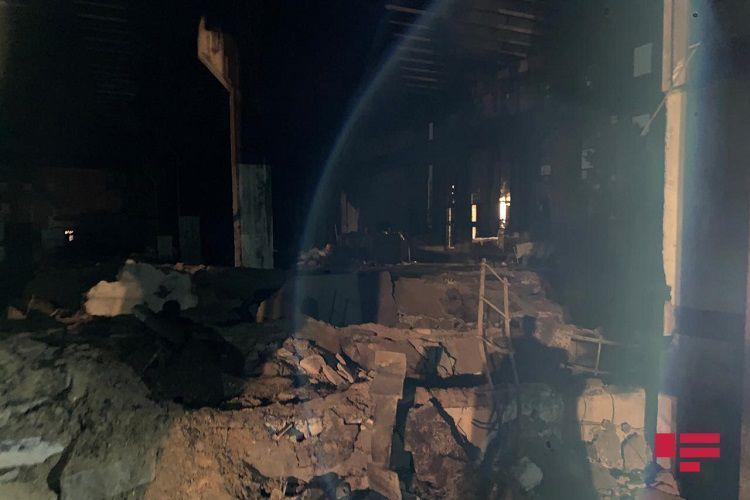 Взрыв в Хырдалане