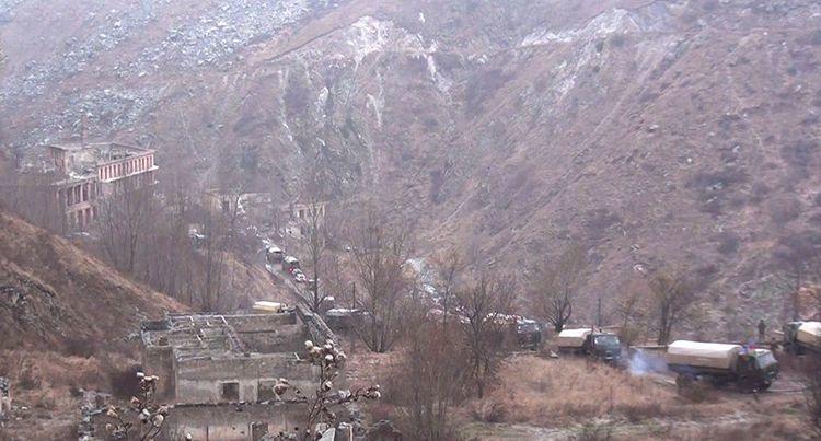Освобожденные от оккупации села Кельбаджарского района